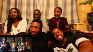 Vicmass Luodollar Ft. OCTOPIZZO - Bank Otuch Remix ( UK GUYS REACTION ) || @luodollar  @OCTOPIZZO