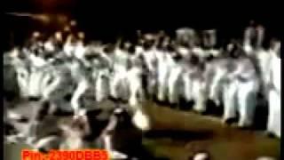 رقص سعودي على أنغام السامبا