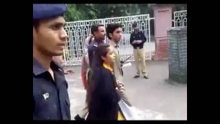 Imran and Muskan Love-marriage in Lahore High Court