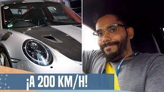 ¡A 200 Km/h en un PORSCHE! VLOG ÉPICO