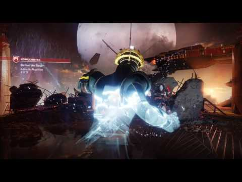 [4K 60FPS] Destiny 2 PC - Raw Gameplay