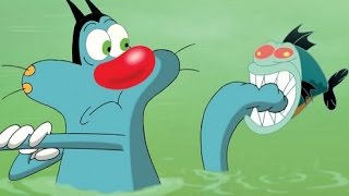 Oggy and the Cockroaches Cartoons Best New Collection About 1 Hour HD Part 103