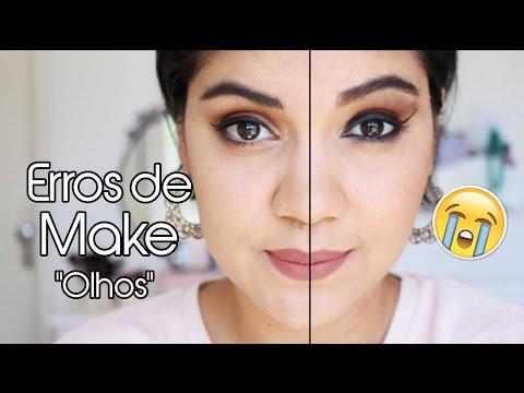 watch Erros Comuns na Hora da Make | Olhos