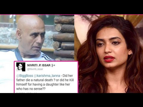 Xxx Mp4 Bigg Boss 8 Puneet Issar S Daughter S Tweet Makes Fun About Karishma S Late Father 3gp Sex