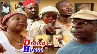 Drama House (Nothing Spoil Full Movie) - 2019 Latest Nigerian Comedy  Movie Full HD