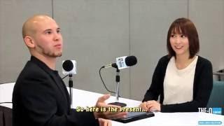 Eir Aoi Interview @ Anime Expo 2014