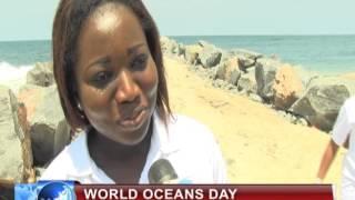 WORLD OCEANS DAY ON SILVERBIRD TV LAGOS