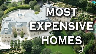 Top 10 Most Expensive houses in the World||Must Watch||