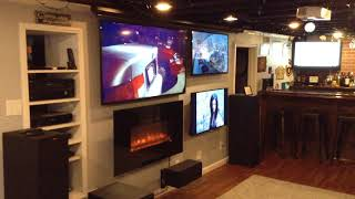 Home theater update 2018