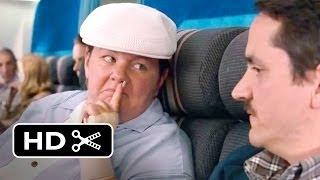 Bridesmaids #5 Movie CLIP - Air Marshal Style (2011) HD