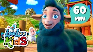 Baa, Baa, Black Sheep - Great Educational Songs for Children | LooLoo Kids