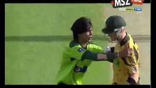 Muhammad Amir Destroyed Australian Batting W W W W W W W T20 Series 2010