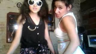 Bailando con Daniela Jajaja