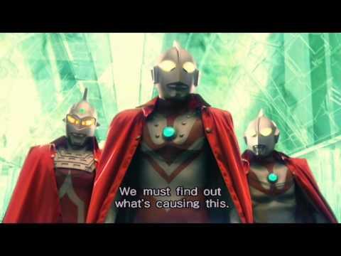 Ultra Galaxy Legend The Movie part 1[English Sub]