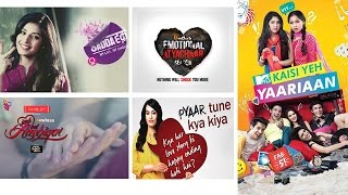 Top 10 Youth Based Shows Of Indian Television