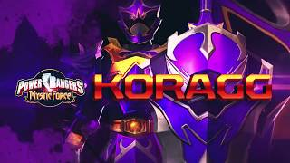 Power Rangers: Legacy Wars (Mystic Force) Koragg (Moveset)
