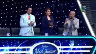 Ananya's Performance indian Idol Junior Episode 19 Aug 8 2015