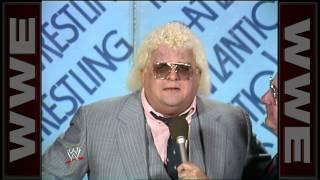 Dusty Rhodes talks about