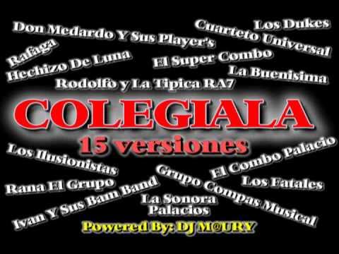 Colegiala Megamix 15 Vesiones Diferentes