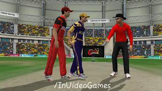 7th May IPL Royal Challengers Bangalore V Kolkata Knight Riders World Cricket Championship Gameplay