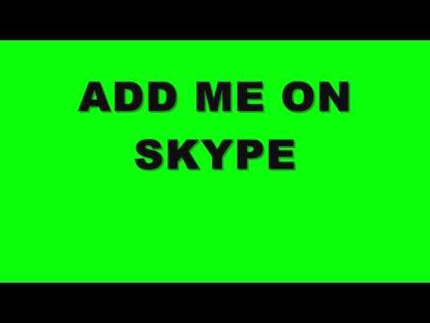 ADD ME ON SKYPE ♥ LATEST MY SKYPE NAME USERNAME im BOY 2012 today