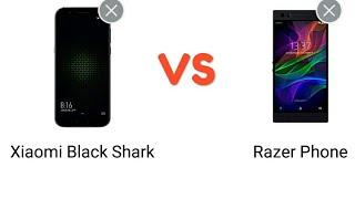 Xiaomi Black Shark VS Razer Phone | Gaming Phone Comparison
