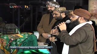Mehfil-e-Milad with Ummah Channel January 2015 - 12 Rabi-ul-Awal 1436
