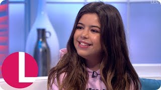 Sophia Grace Is Never Going to Let the Haters Bring Her Down | Lorraine