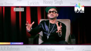 Honey Singh on Music I MTunes HD