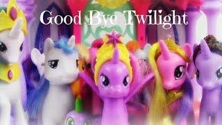 MLP A Royal Pain Ep14 (Good Bye Twilight) FINALE