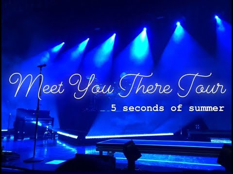 5 Seconds Of Summer - Meet You There tour in Japan