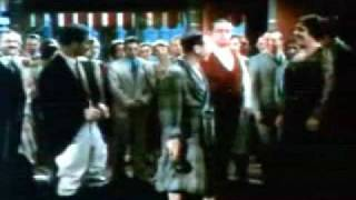Color Footage of the Marx Brothers