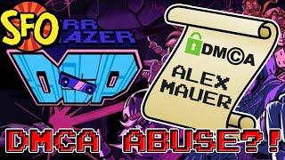 The Curious Case Of Alex Mauer -- Starr Mazer DSP DMCA Copyright Strike -- Indie-Fensible #Gamergate