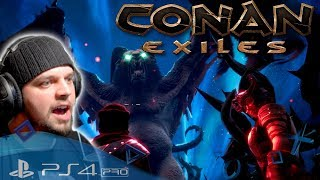 Cloud rastet VÖLLIG aus! 👾 Let´s Play Conan Exiles Playstation 4 Pro