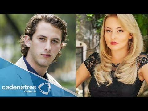 Sebastián Zurita desconoce noviazgo de Angelique Boyer y Rulli