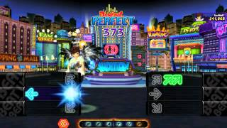 [Audition Thailand] BeatUp-8 : Yves V vs Skytech & Fafaq - Fever 128 Bpm Miss 0