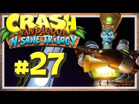 CRASH BANDICOOT N. SANE TRILOGY # 27 🍎 Sphynxinator und andere Pharaonen! [HD60]