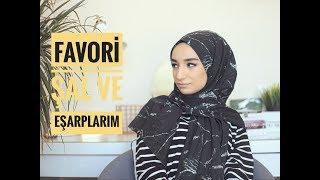 FAVORİ ŞALLARIM/EŞARPLARIM