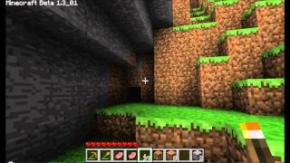Lets Play MineCraft Episode 1