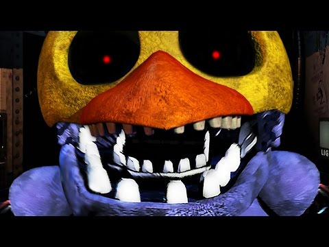 ENDLESS CYCLE OF DEATH   Five Nights at Freddy's 2 - Part 3