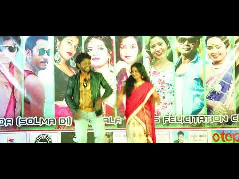 Xxx Mp4 Solma Di Pinky Hansda Prem Da Ravi Hands JSFFA 2018 Santali Cultural Event 3gp Sex