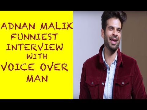 Adnan Malik Funny interview with Voice Over Man - Episode 11