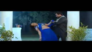 Rani Chaterjee Hot Bhojpuri masala navel saree bedroom song