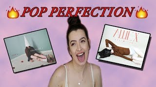 CollXtion Pt. I and II by Allie X REACTION