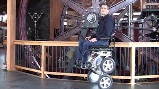 Toyota iBOT Wheelchair