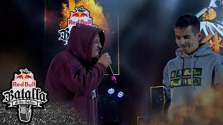 SKONE vs TOM CROWLEY – Octavos: Final Internacional 2016 –  Red Bull Batalla de los Gallos
