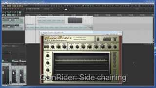 Gainrider side chaining
