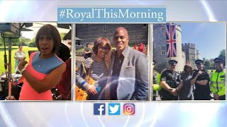 #RoyalThisMorning: Share your royal wedding photos