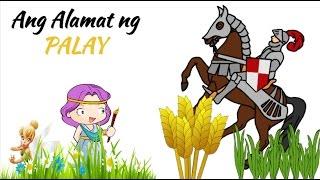 Ang Alamat ng Palay   Tagalog Project