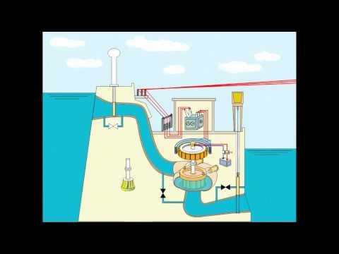 CENTRAL HIDROELECTRICA Generación Eléctrica